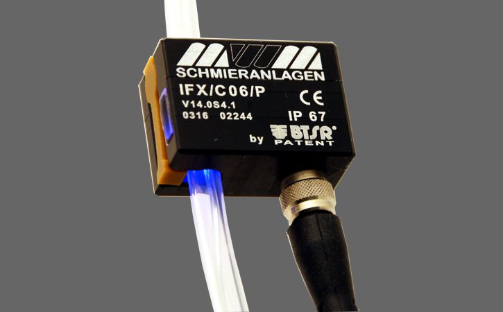 Leakage Monitoring Sensor For Rotary Unions Ifx Cl Mwm